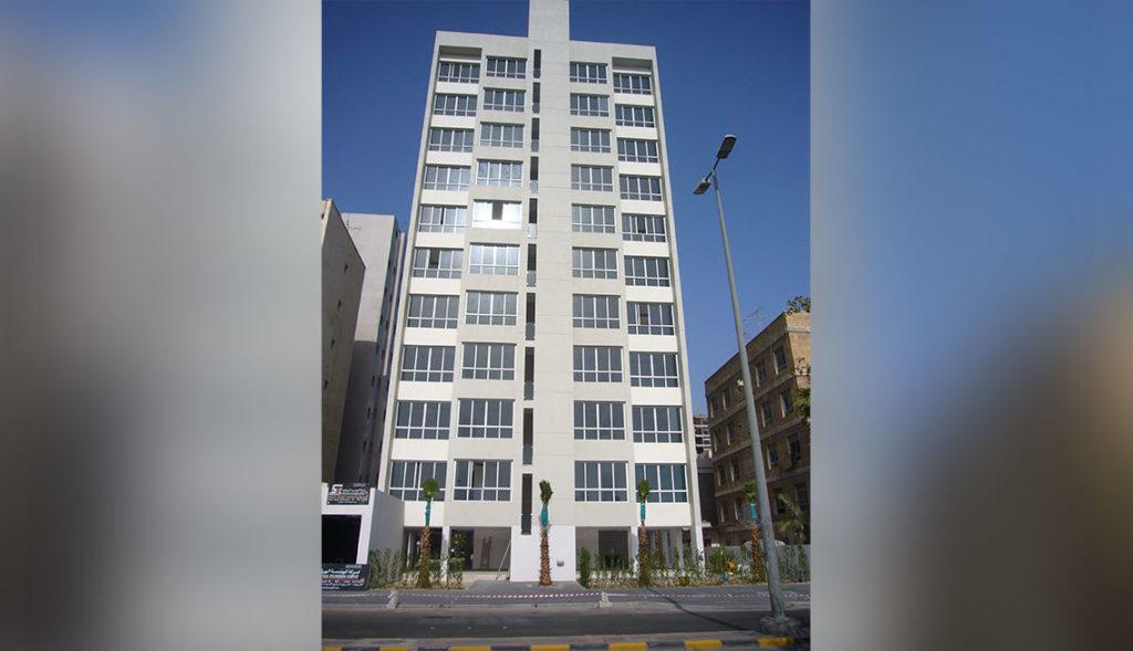 12 Floor Luxurious Residential Building3