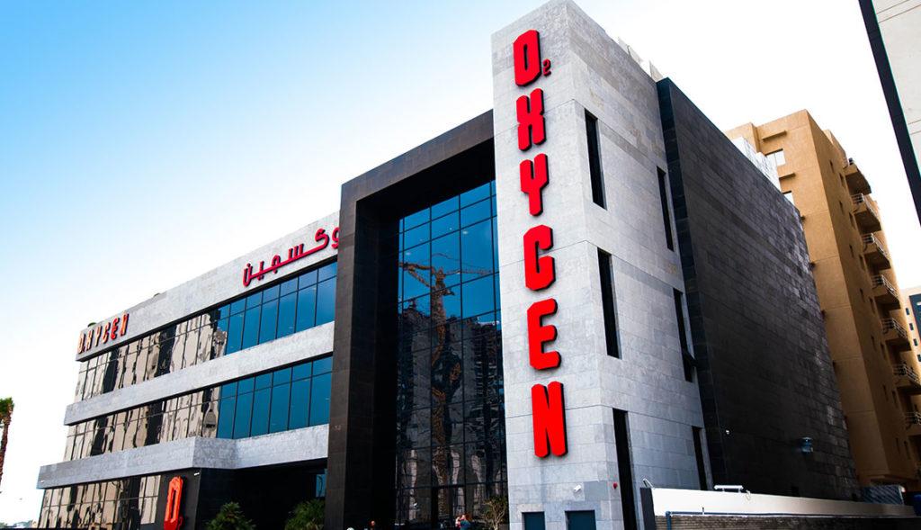 Oxygen Health Club Sabah Al-Salem1