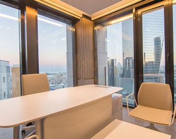 MMC Office - 8th Floor, Letter Tower